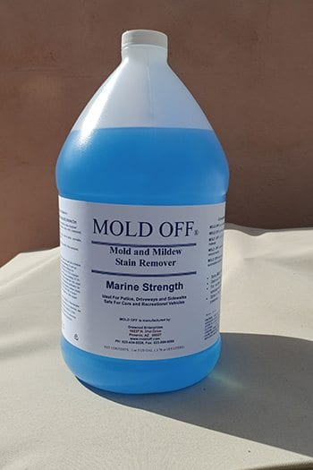 Marine Strength Concentrate Gallon Eco-Friendly Mold Remover
