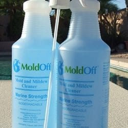 MoldOff® Marine Strength Twin Pack | Eco-Friendly | MoldOff®
